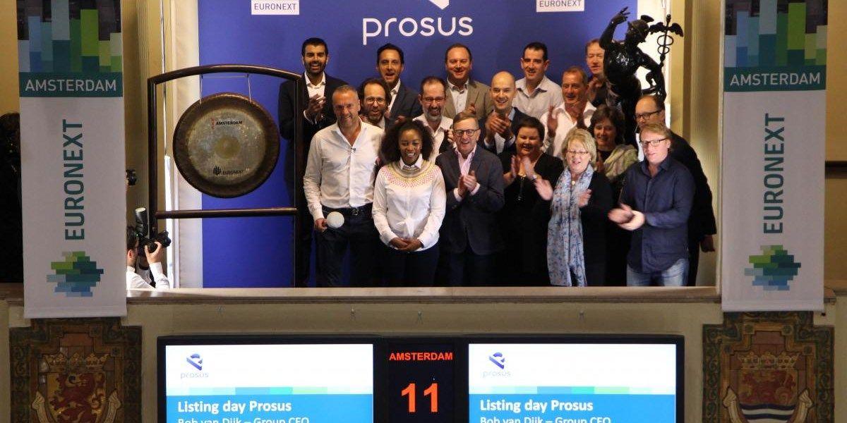 Prosus stapt in Noorse online supermarkt