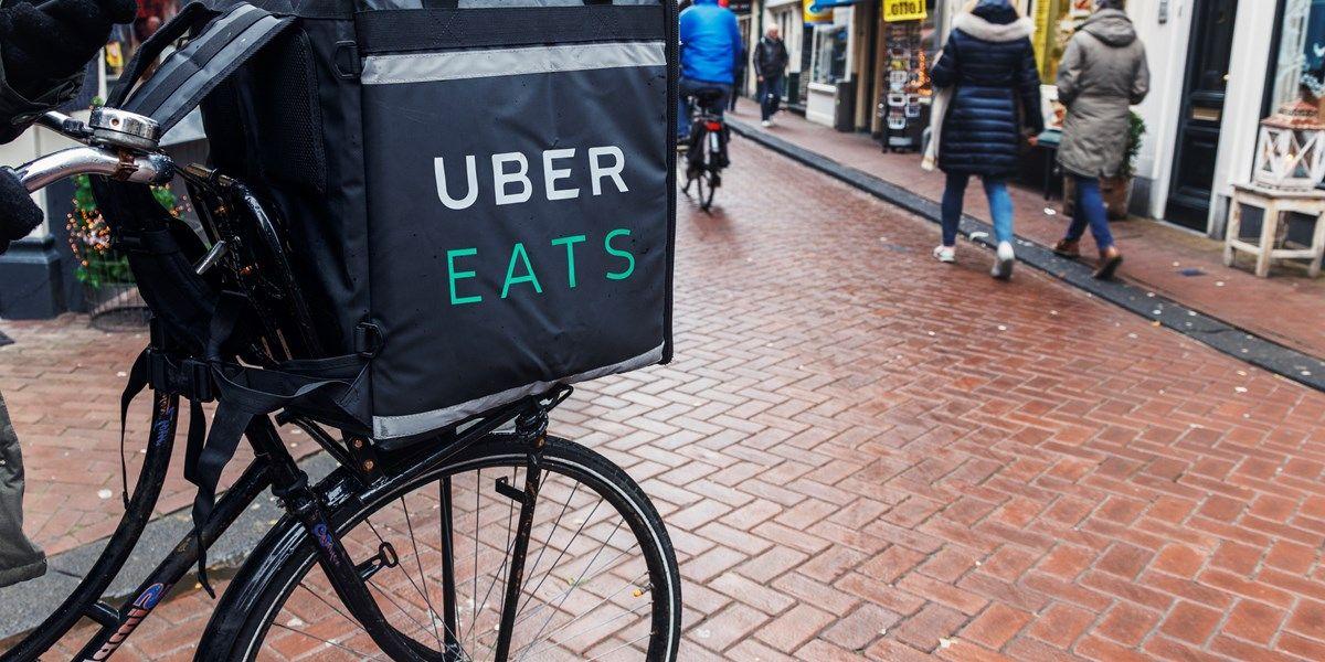 Sodexo en Uber Eats slaan handen ineen