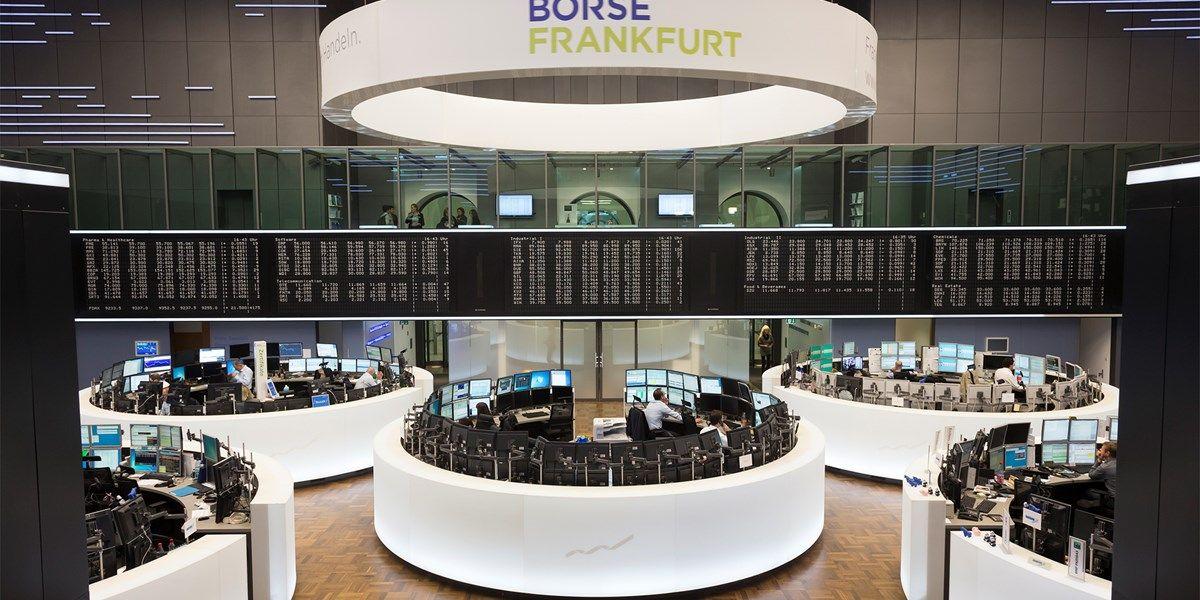 Europese beurzen openen flink lager