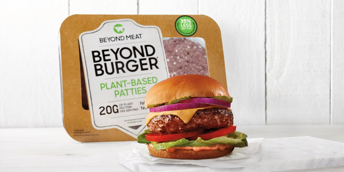 Pandemie drukt op resultaten Beyond Meat