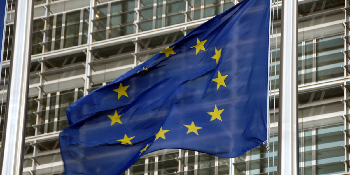 Europa hoger gesloten