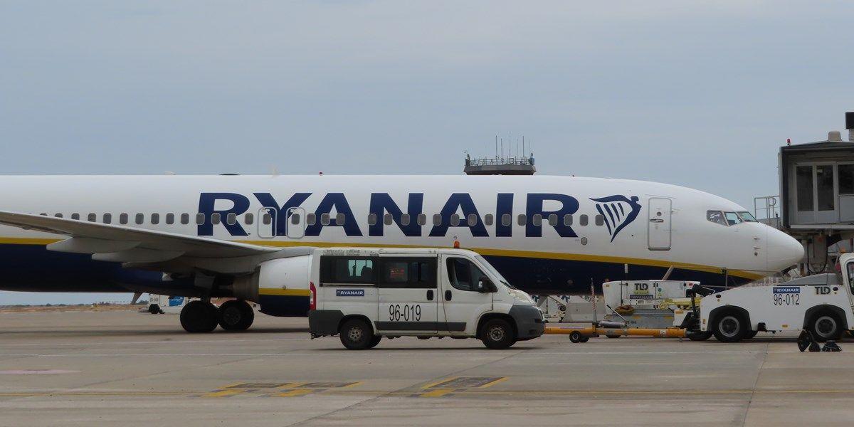 Update: Ryanair blijft in zwaar weer verkeren