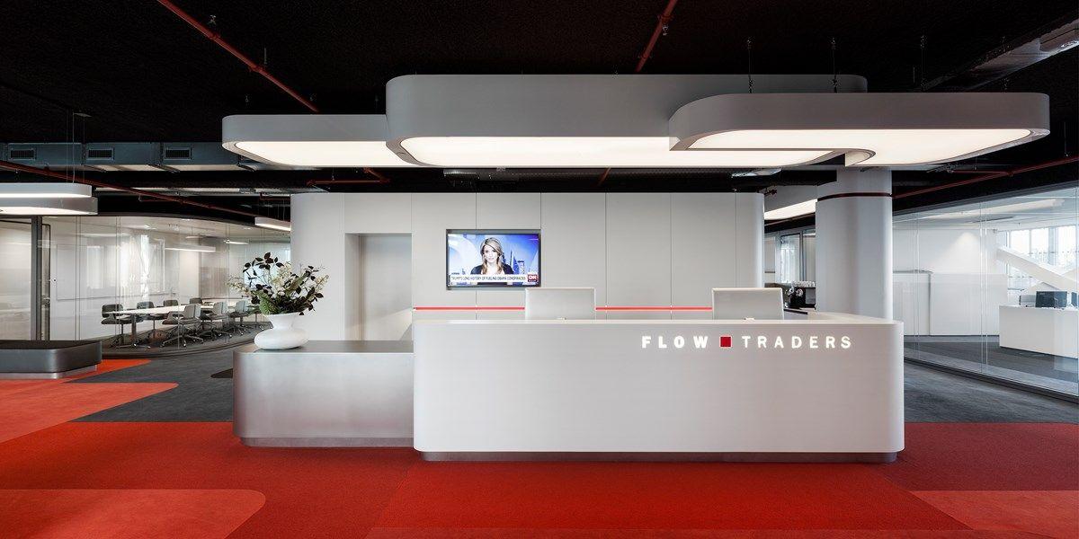 Flow Traders opent kantoor in Parijs