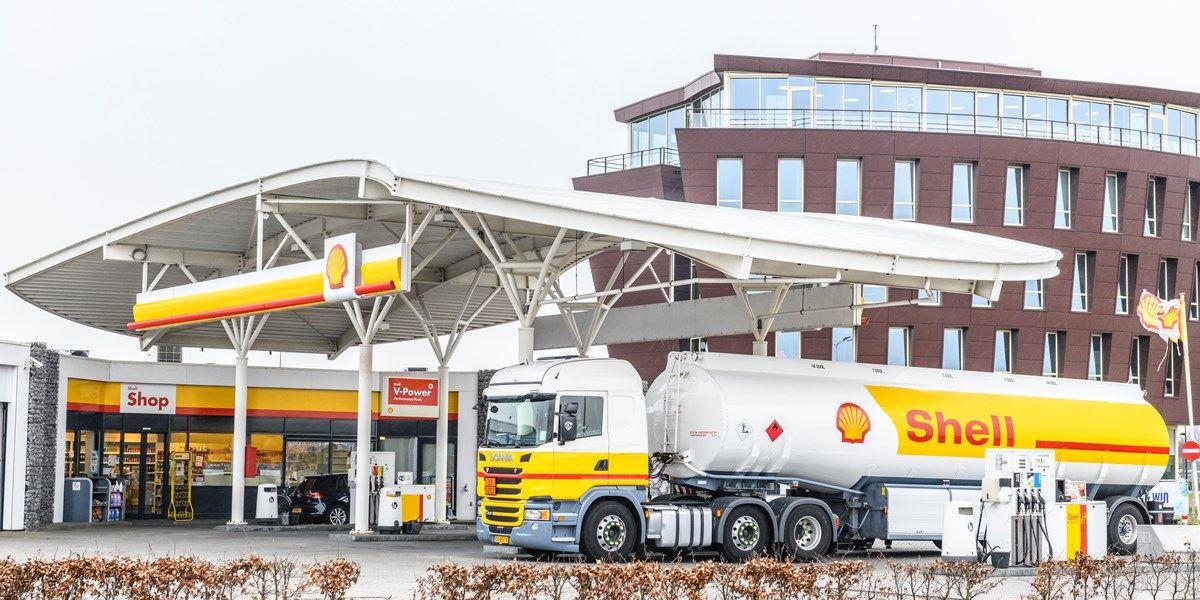 'Beursgang Shell-joint venture Raízen nabij'