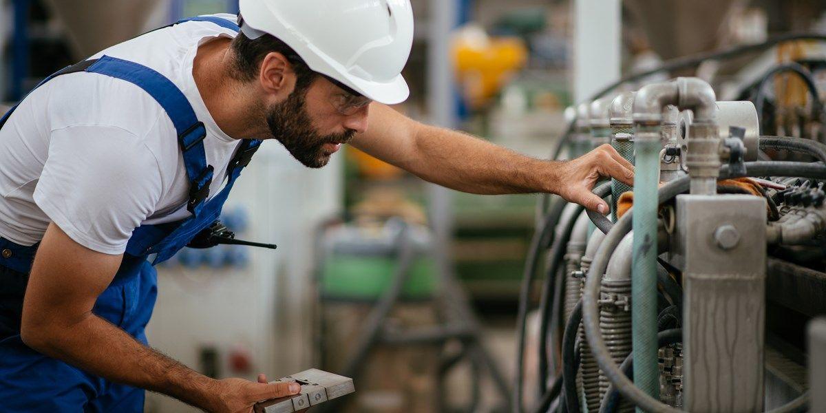 Britse industriele productie onverwacht gedaald