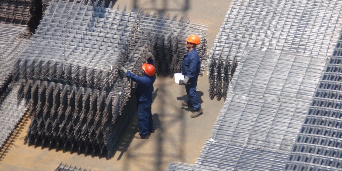 Wereldwijd weer veel meer staal geproduceerd