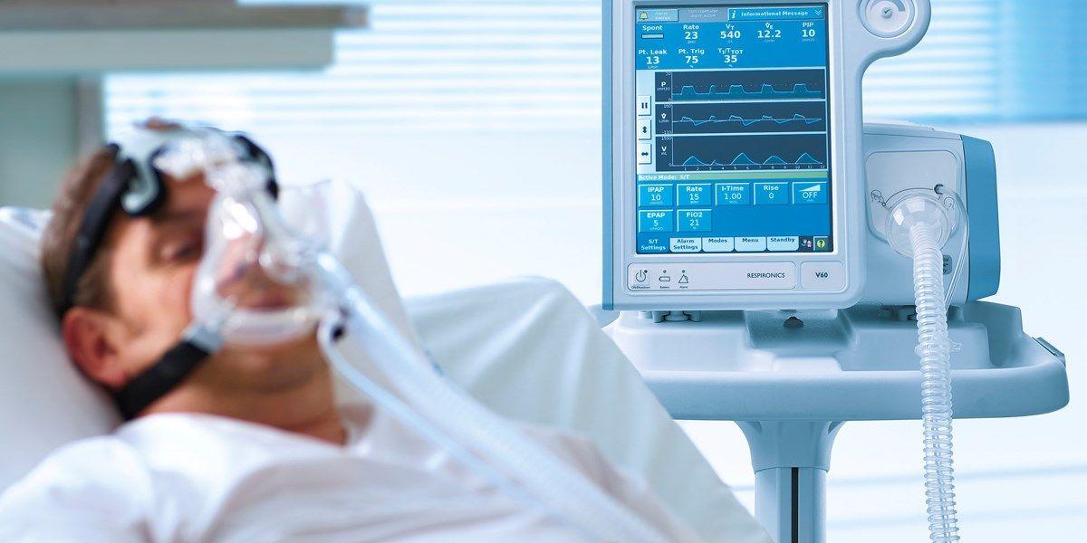 Philips vervangt ademhalingsapparaten