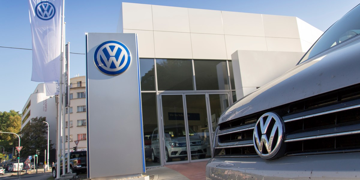 Volkswagen blijft bezorgd over chiptekort - media