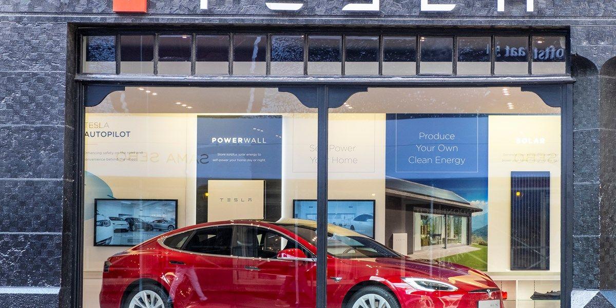 Tesla roept Chinese exemplaren terug