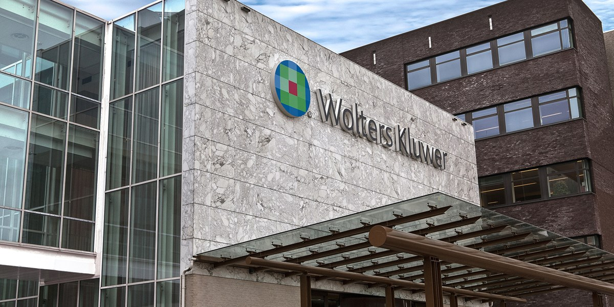 Beursblik: Credit Suisse verhoogt koersdoel Wolters Kluwer