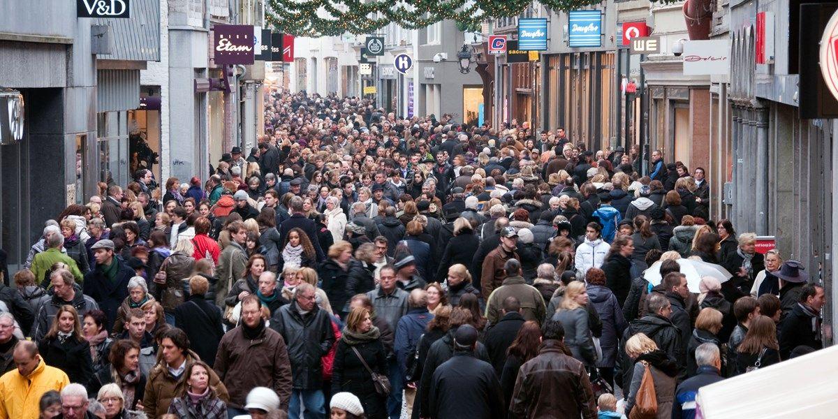 Nederlandse consument trekt de knip