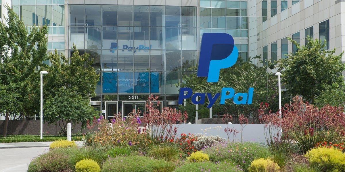 Paypal onder druk na cijfers