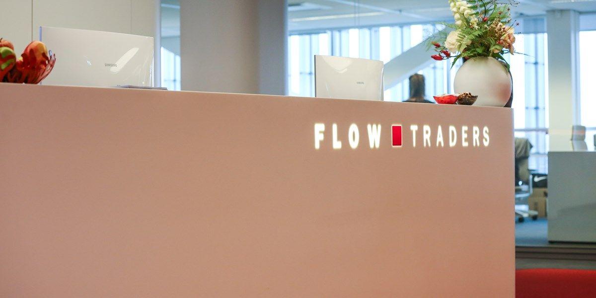 Beursblik: lagere inkomsten Flow Traders verwacht