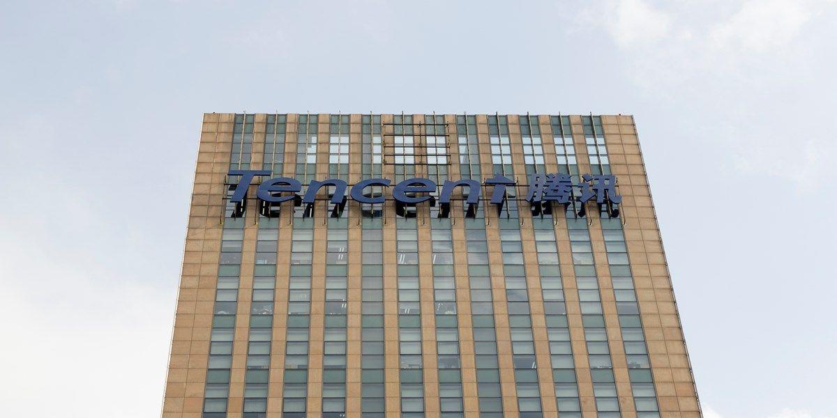 'Chinese toezichthouder pakt Tencent opnieuw aan'