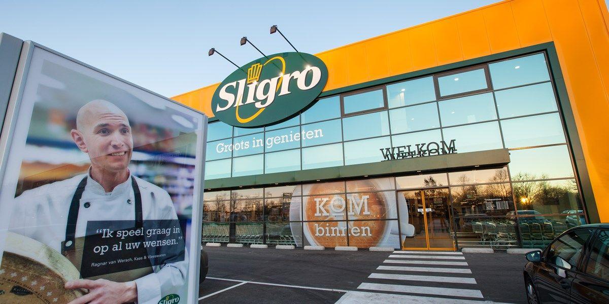 Beursblik: verlies Sligro neemt af