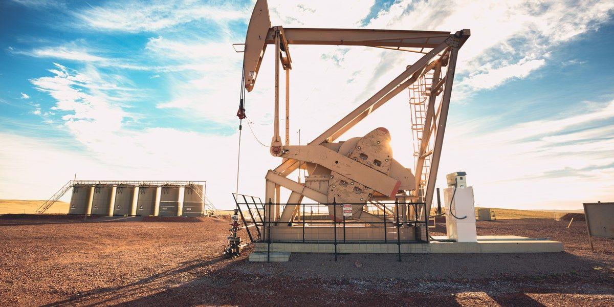 Olieprijs licht lager gesloten