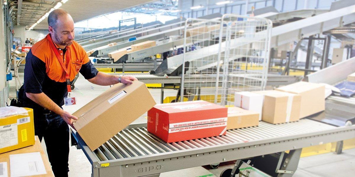 PostNL breidt fors uit in Belgie