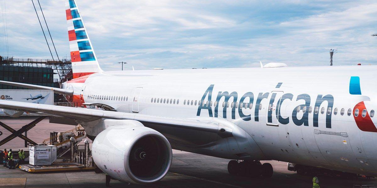 Zwarte cijfers voor American Airlines