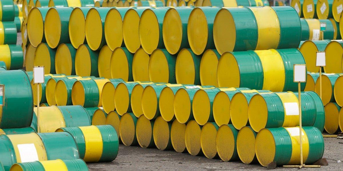 Correctie: Olieprijs hoger gesloten