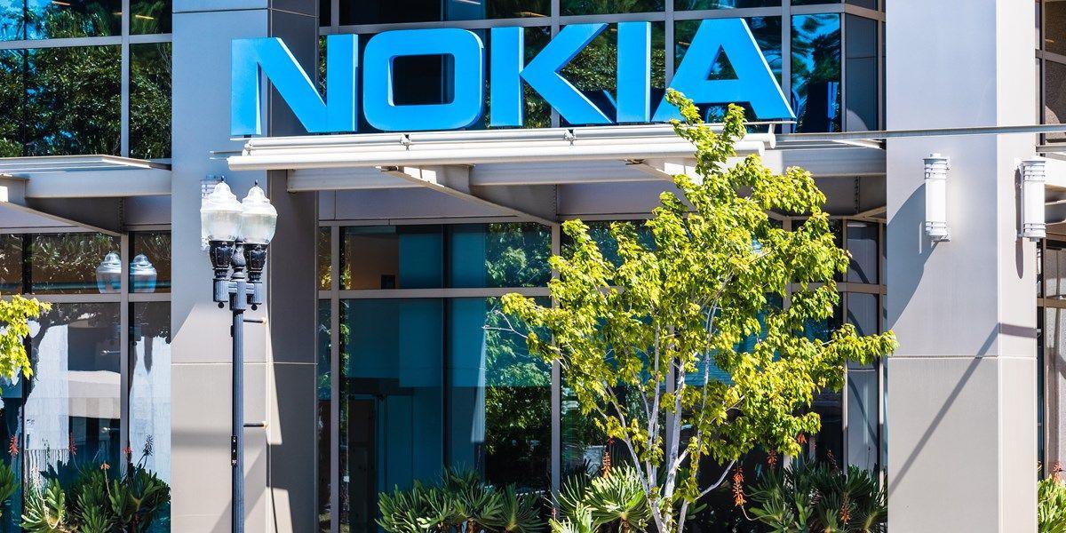 Nokia verhoogt outlook