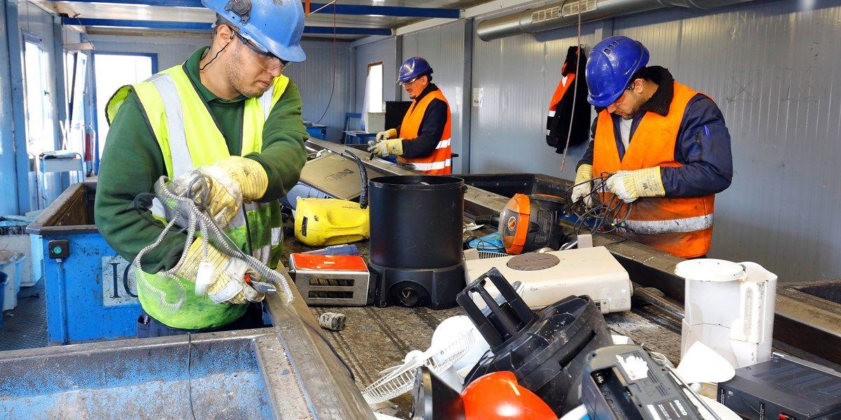 Renewi haalt 125 miljoen euro op