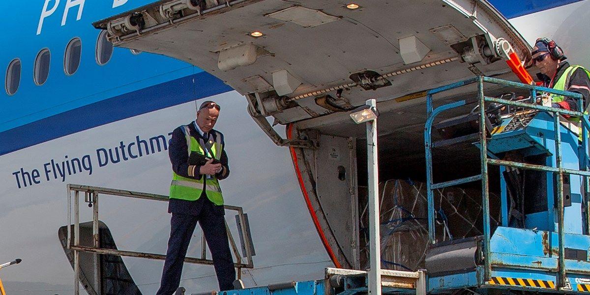 Luchtvrachtvervoer ook in mei gestegen - IATA