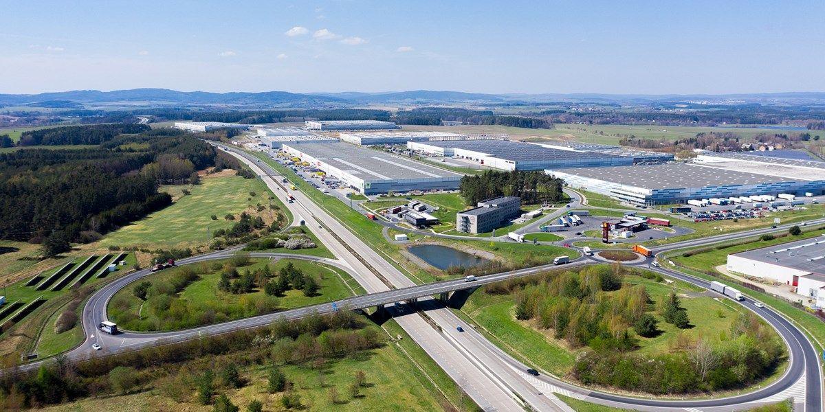 CTP bouwt magazijn op Tsjechische locatie