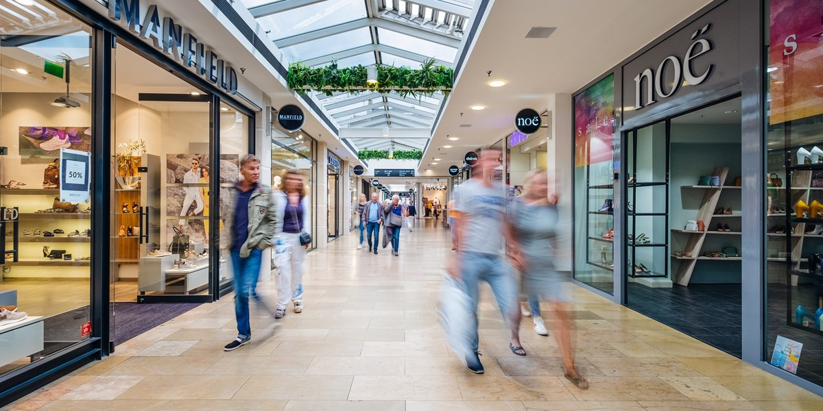 Winkelcentra Unibail-Romdaco-Westfield krijgen merknaam Westfield