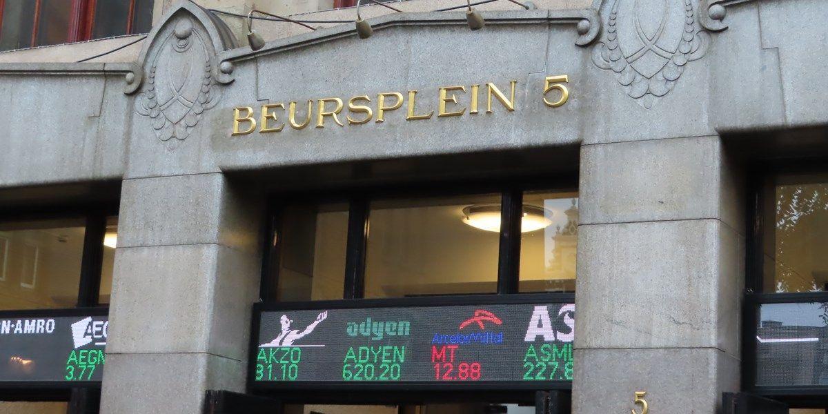 AEX hoger uit startblokken na verliesdag