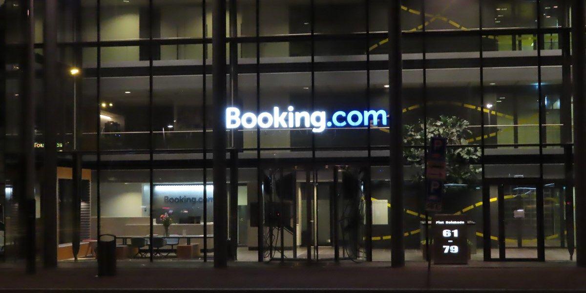 Booking ziet omzet weer stijgen