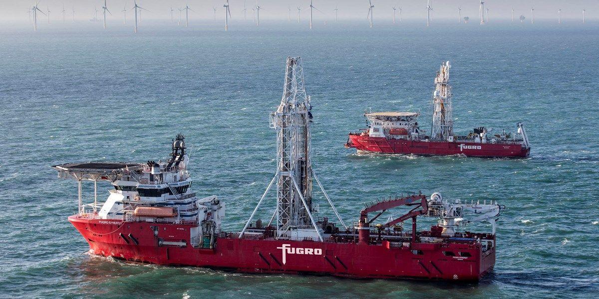 Fugro haalt nog een contract Petrobras binnen