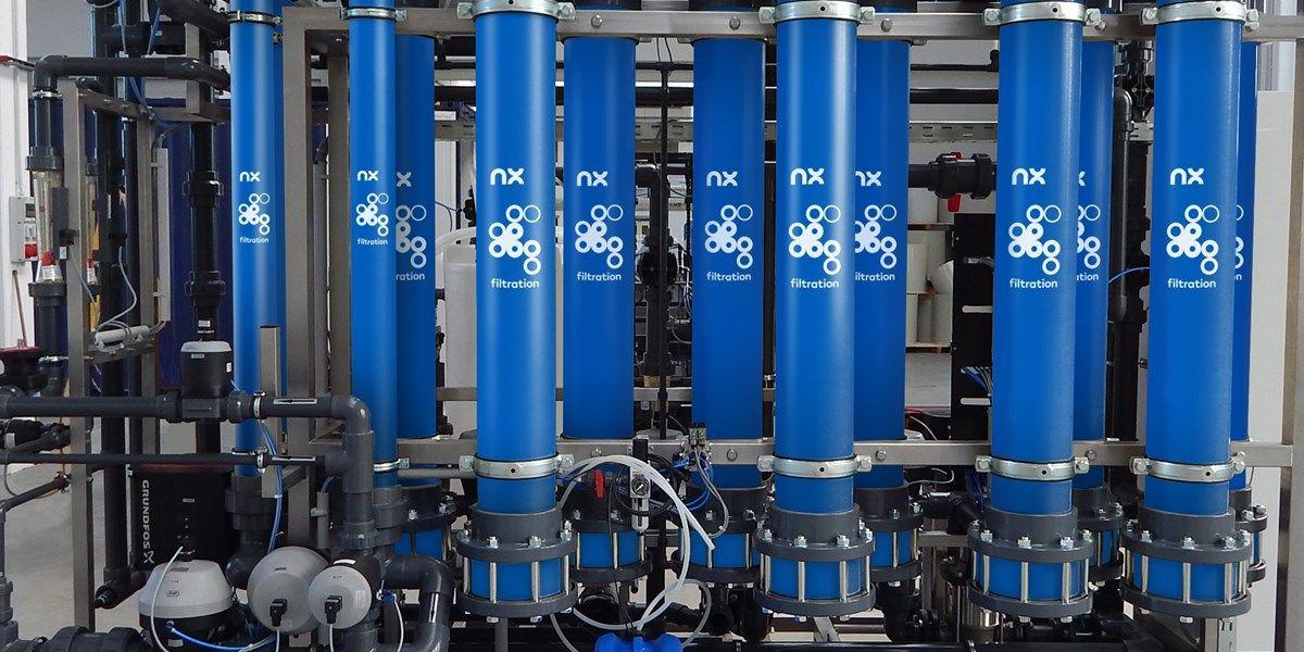 Sterke groei bij NX Filtration