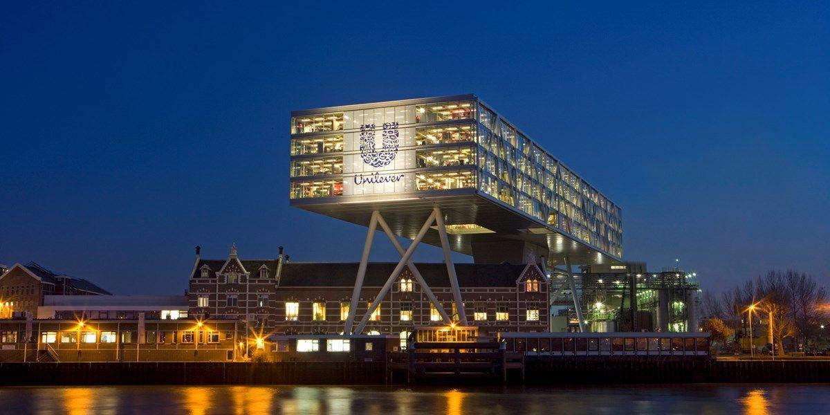 'Unilever van start met verkoop theedivisie'