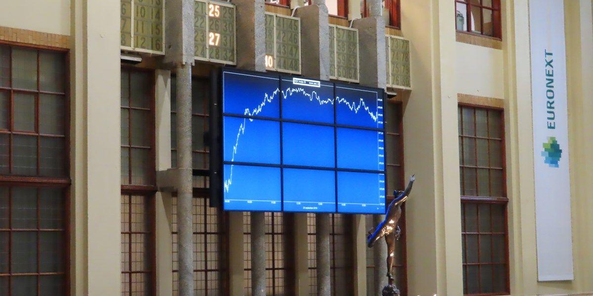 Kleine winst AEX na opluchting om Amerikaanse inflatie