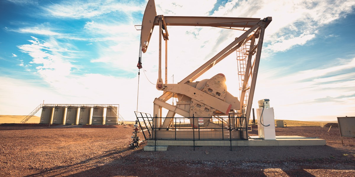 Olieprijs hoger gesloten