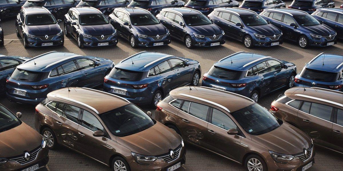 Scherpe daling van Nederlandse autoverkopen