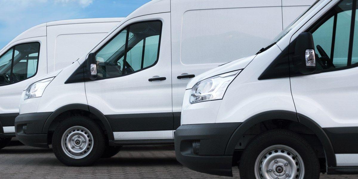 Forse daling verkoop bedrijfsauto's in België - ACEA