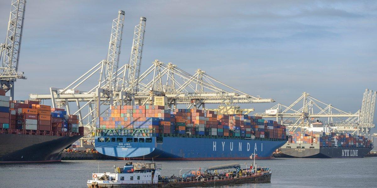Import eurozone stijgt harder dan export