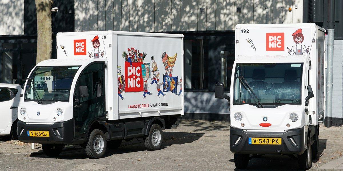 Websuper Picnic haalt 600 miljoen euro op