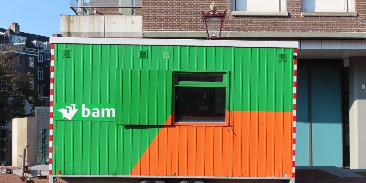 Beursblik: lager risicoprofiel BAM na verkoop Duitse activiteiten