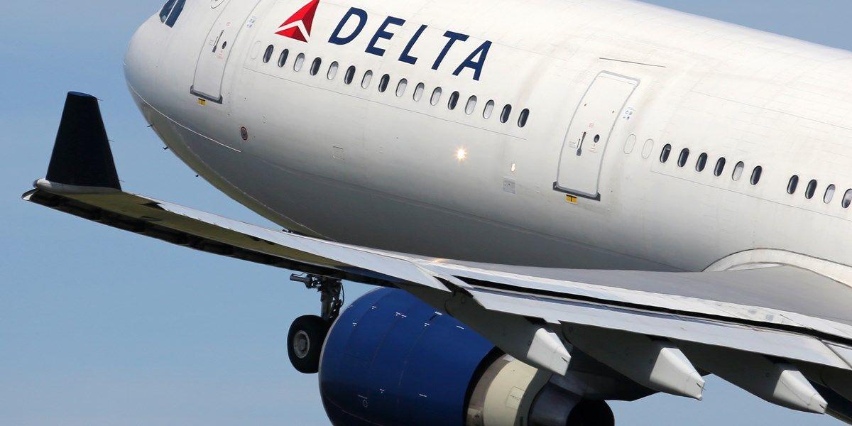Delta Air Lines waarschuwt voor dure brandstof