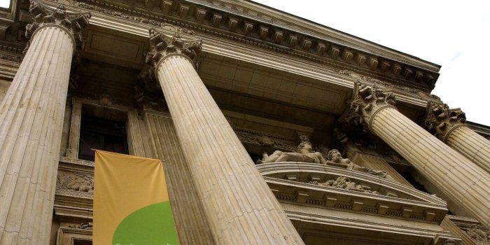 Beursupdate: Brussel iets lager