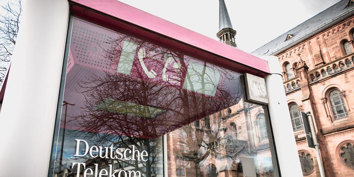 Deutsche Telekom ziet winst en omzet aantrekken
