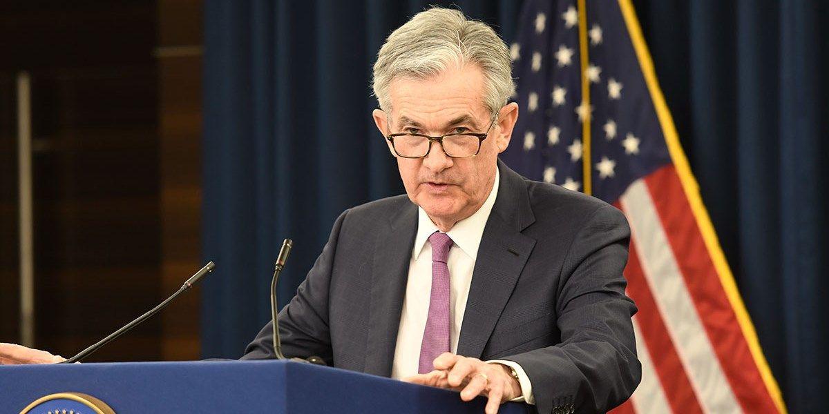 Powell praat Amerikaanse tienjaarsrente omhoog