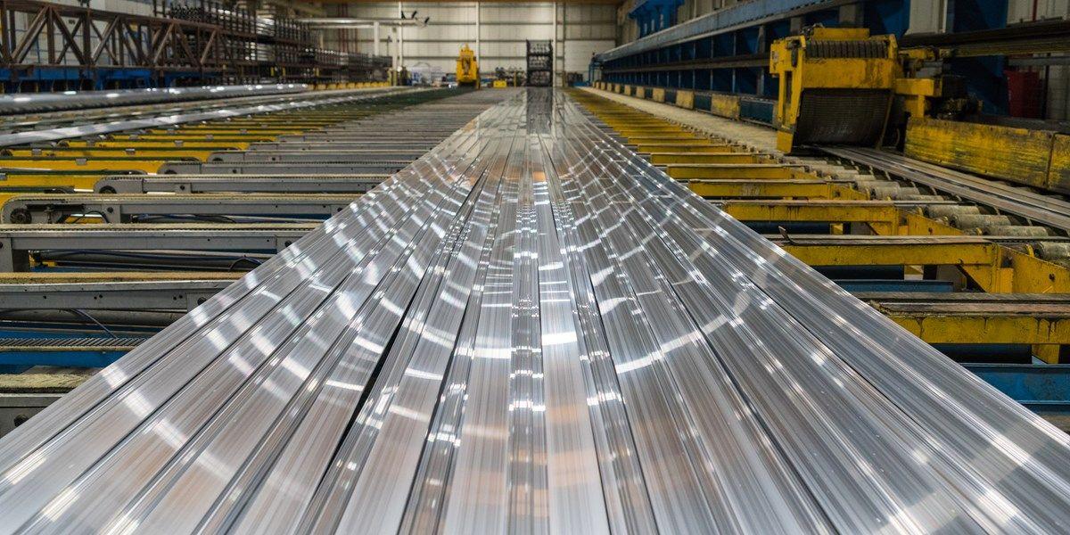 Wereldwijd meer staal geproduceerd
