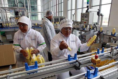 L'Oreal opent mega-fabriek in Indonesië