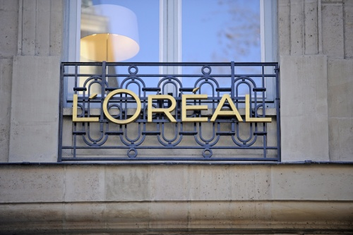 Omzetgroei L'Oreal valt tegen