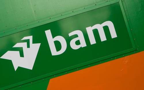 Meer omzet en orders voor bouwer BAM