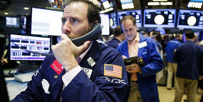 'Handelsspanning loopt op op Wall Street'