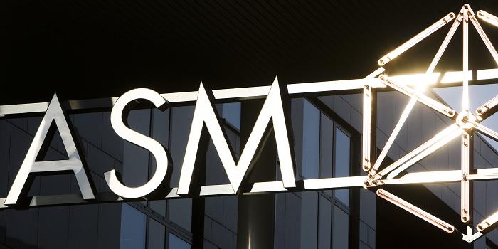 Recordomzet en orderinstroom voor ASMI